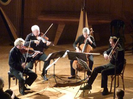 Le Quatuor Martinu
