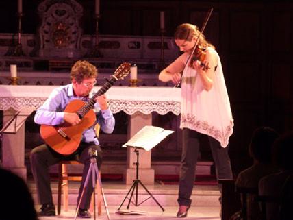 """Duo """"A Corda""""  (Norvège)"""