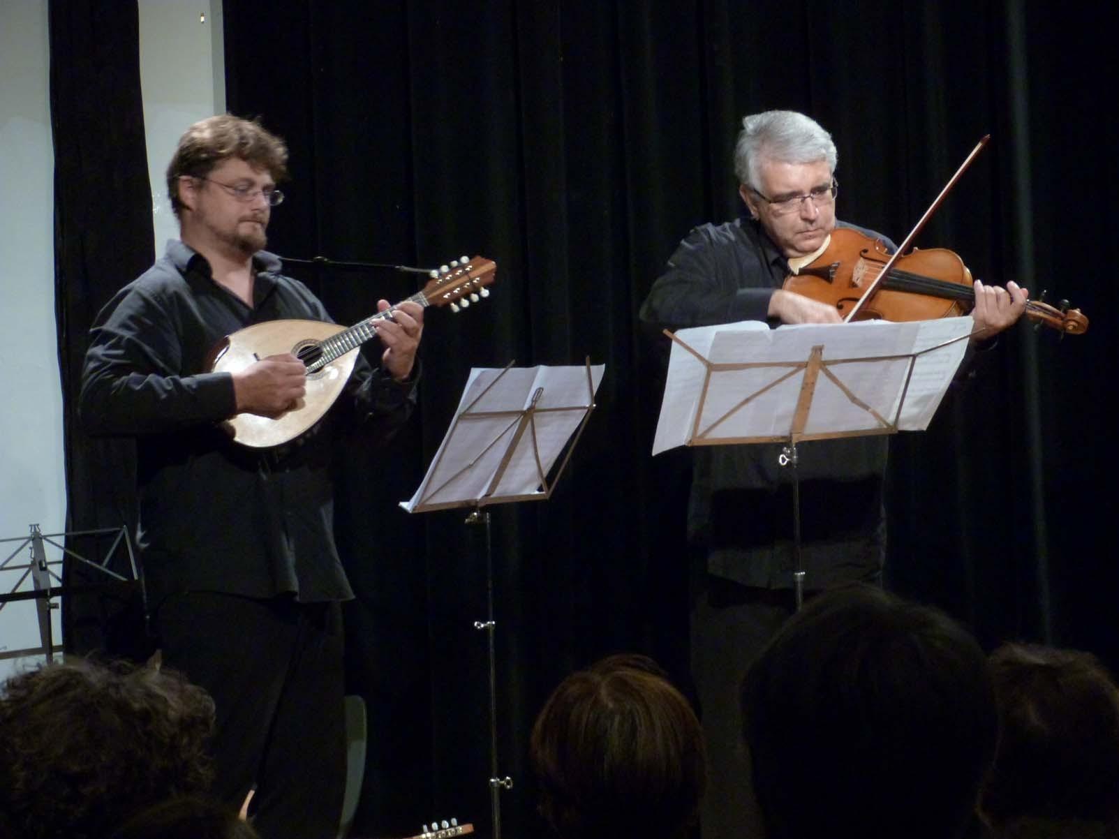 Vincent Beer-Demander, Mandoline / Pierre-Henri Xuéreb, Alto
