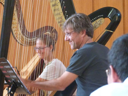 Fabrice Pierre et Sofia