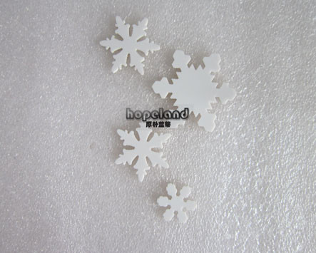 snowflakes laser cutting