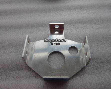 laser cut and bending aluminium parts