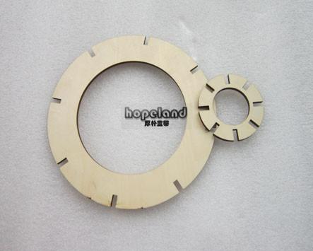 laser wood gears, plywwod