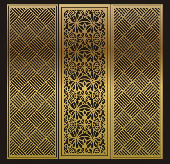 China Laser Cutting Decorative Panels Laser Cutting Metal