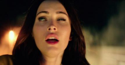April O'Neil - witzigerweise entspricht das unserem Gesichtsausdruck, als bekannt wurde, dass Megan Fox diese Rolle bekommt. [Quelle: Nickelodeon Movies]
