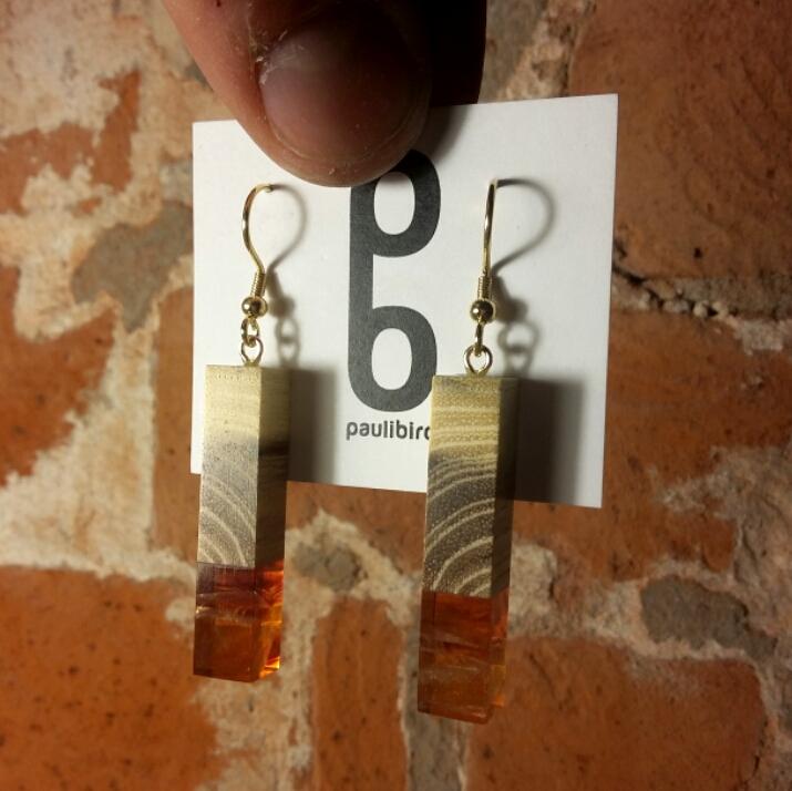 eibe acetat ohrringe crafted in hamburg st pauli. Black Bedroom Furniture Sets. Home Design Ideas