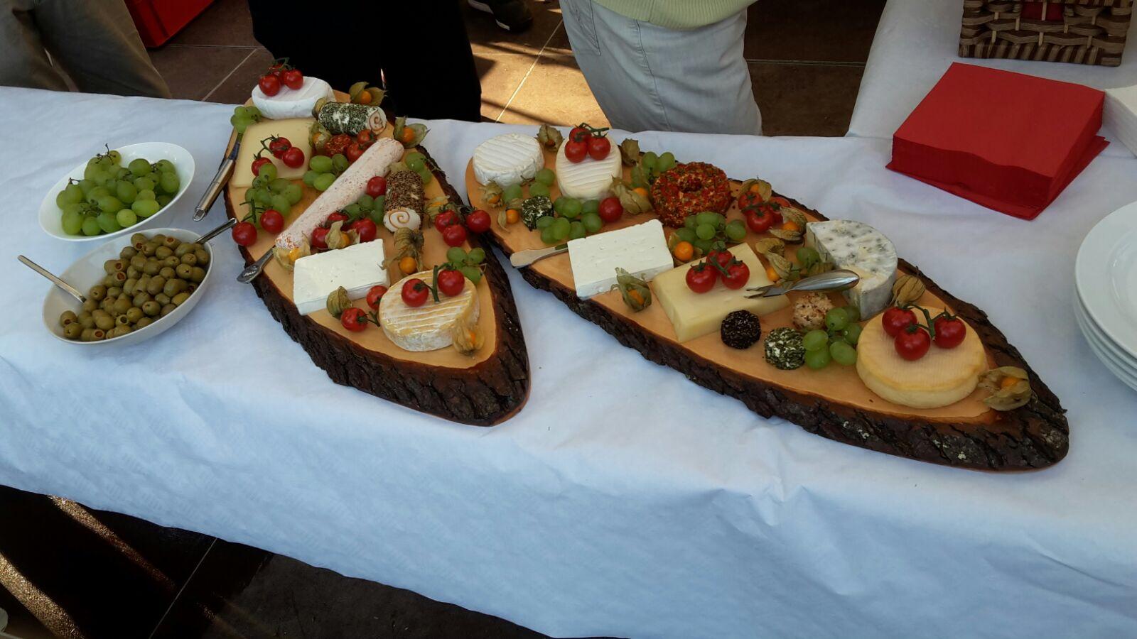 Käse darf beim Thema Frankreich natürlich nicht fehlen