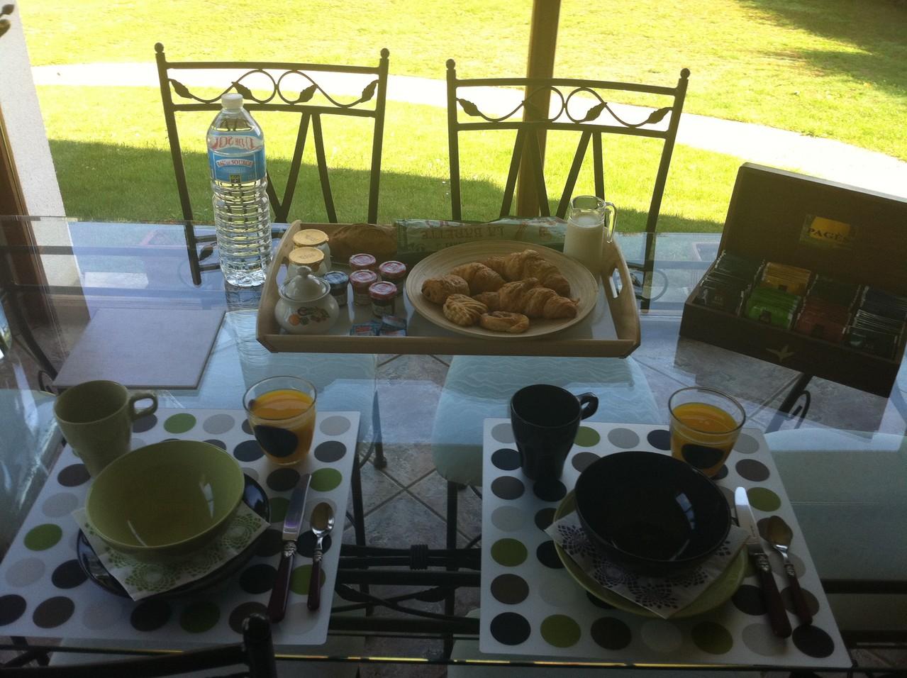 Petit-dejeuner Reilly dans l'Oise