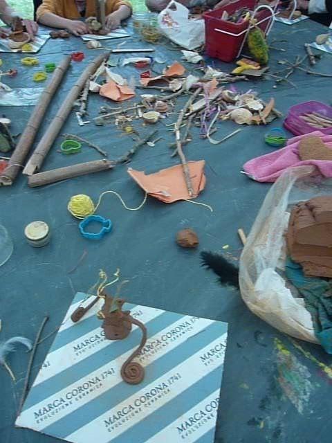 Festiv'Art : Activité partagée parents enfants 2-6 ans