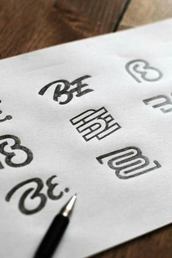 Entwurf Logo
