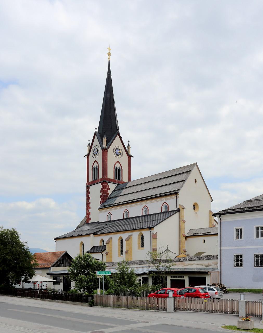 Pfarr-und Wallfahrtskirche