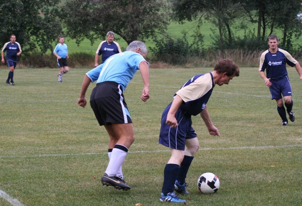 1:3 Niederlage gegen JVA-Beamtenmannschaft