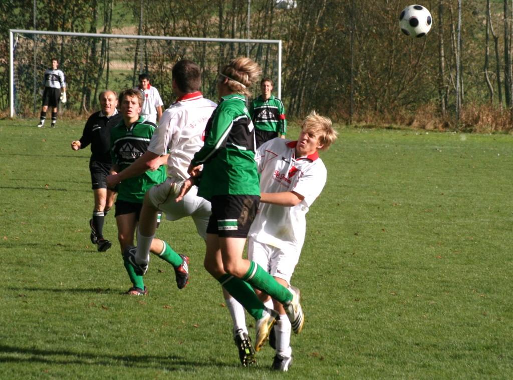 Schönthal - Kleinwinklarn II 4:0
