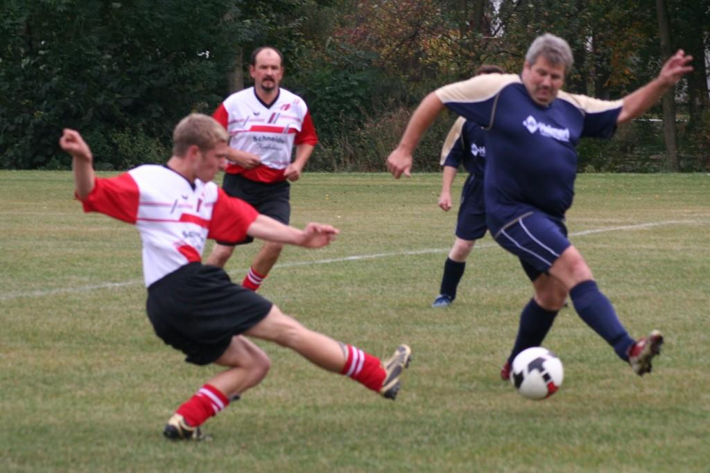 1:0 Sieg gegen SpVgg Zillendorf/Hohenstein