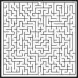 encontrar el camino directo para llegar a la salida del laberinto