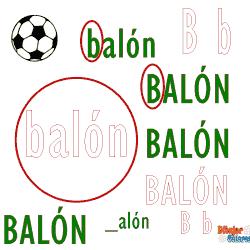 palabra balón