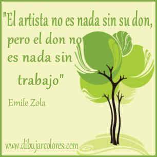 frase de Emile Zola