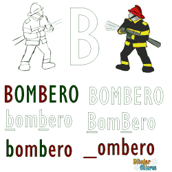 palabra-Bombero