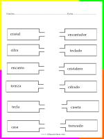 unir cada primitiva con su correspondiente derivada