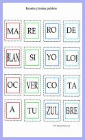 ejercicios para ampliar vocabulario
