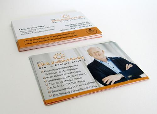 Visitenkarte Dirk Brunsmann Bau- und Energieberatung