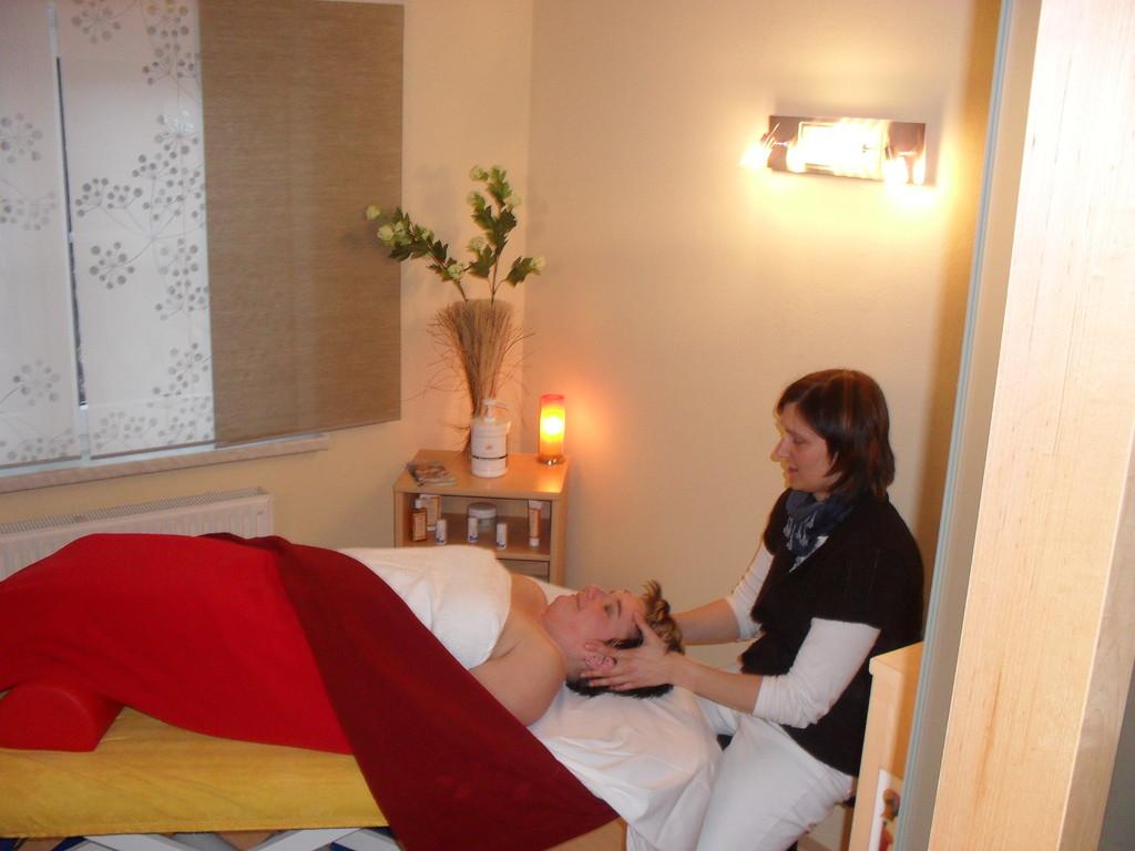 Craniosakraltherapie & osteopathische Behandlungen