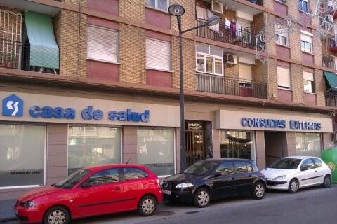 C/ Santos Justo y Pastor 34. Valencia