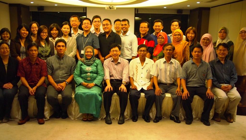 Joint FETP Singapore - EIP Malaysia Case Study Workshop, Singapore, 14-16 December 2011
