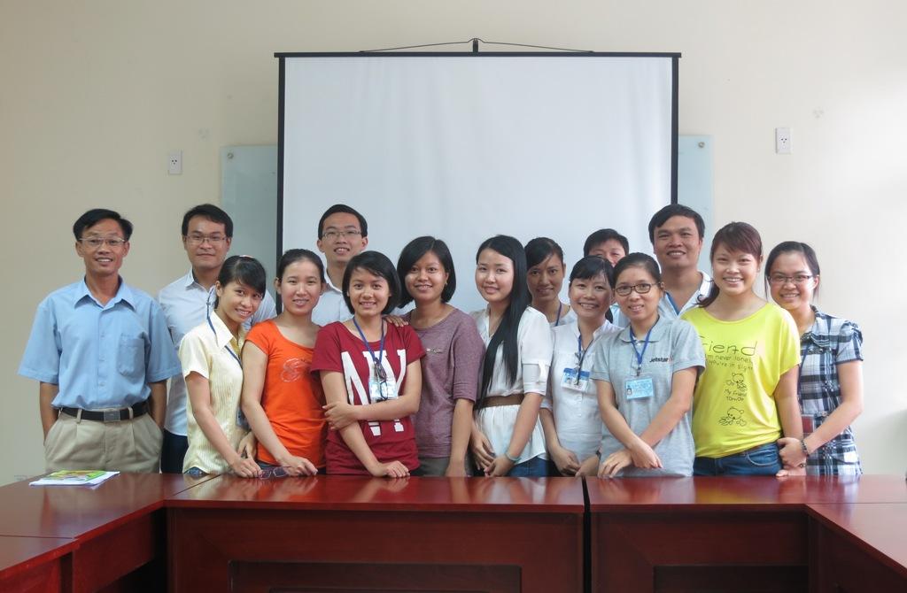 Sinh viên YHDP - Khóa 2008