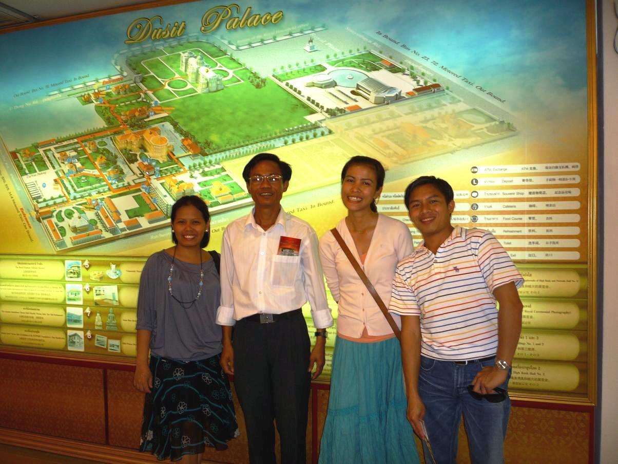 Grand Palace - Hoàng cung Thái Lan