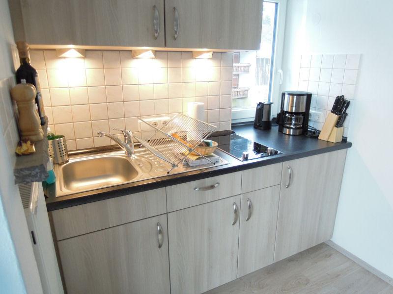 Landhaus Alpenruhe Wohnung 3 - Küche