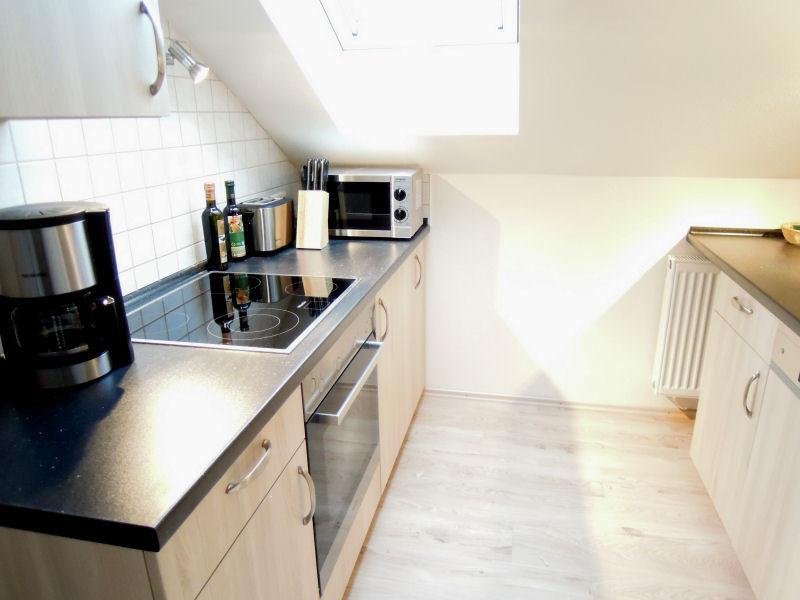 Landhaus Alpenruhe Wohnung 4 - Küche