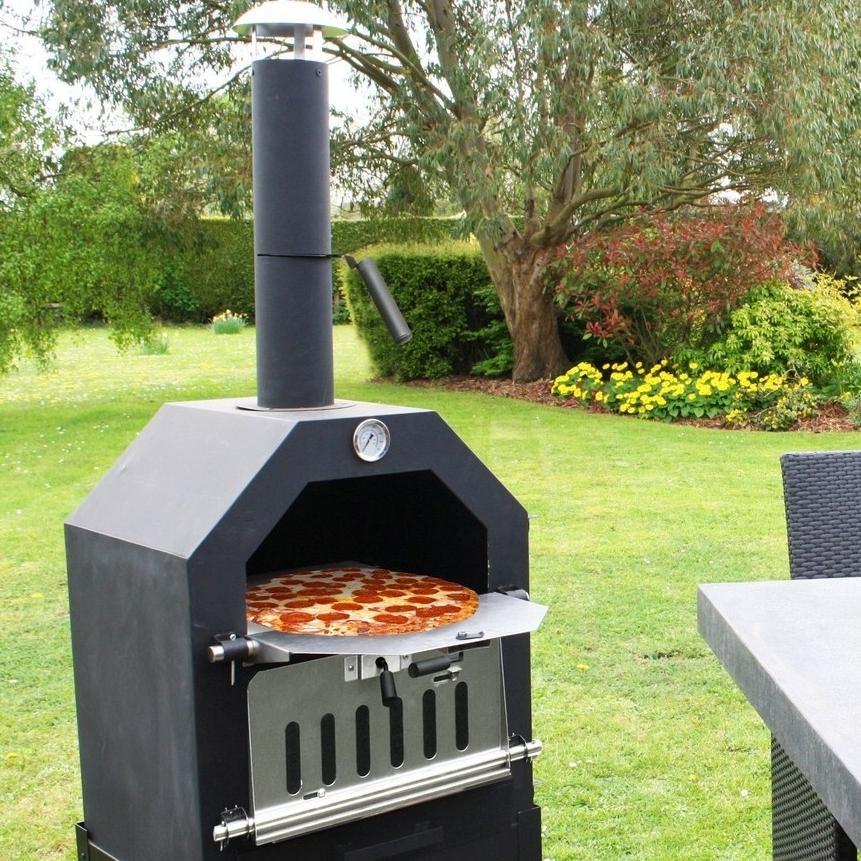Tips voor het kopen van een outdoor pizza oven (+ de beste