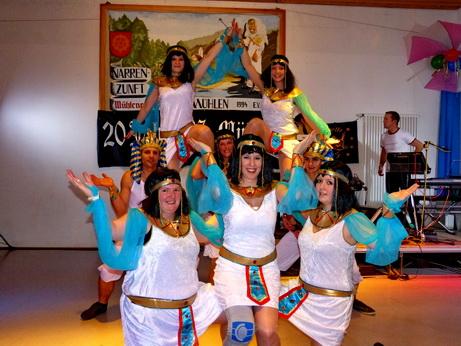 2014 - Pharaonen