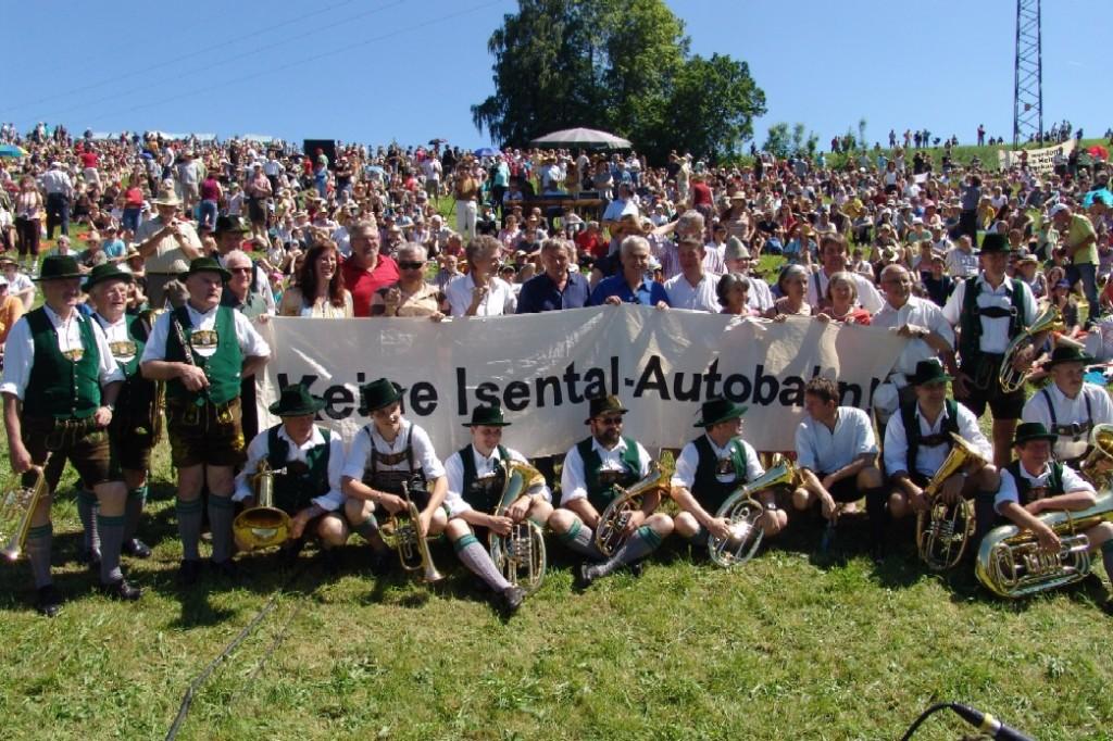 Anti-A-94-Demo Mai 2009