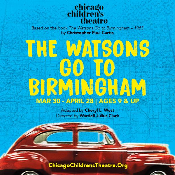 Watsons - Printed Ad (Chicago Children's Theatre)