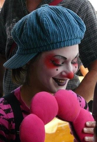 Maquillage avec Scaraboum
