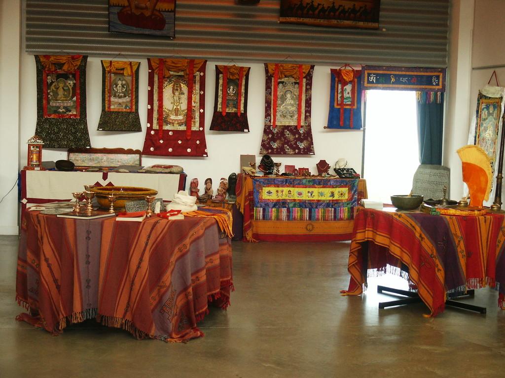 Exposition sur l'Himalaya, mars 2006
