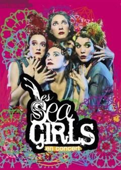 Les Sea Girls, juillet 2003