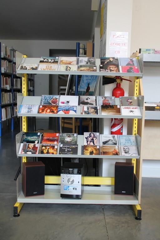 Les CD - livres à écouter