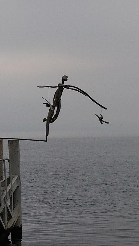 De l'équilibre naît la force.