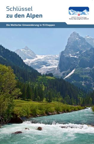 Wanderbuch Schlüssel der Alpen