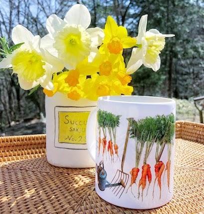 Carrot / Farmer's mug