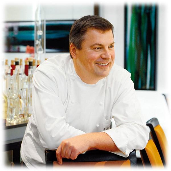 Detlef Schlegel, 1 Michelin Stern