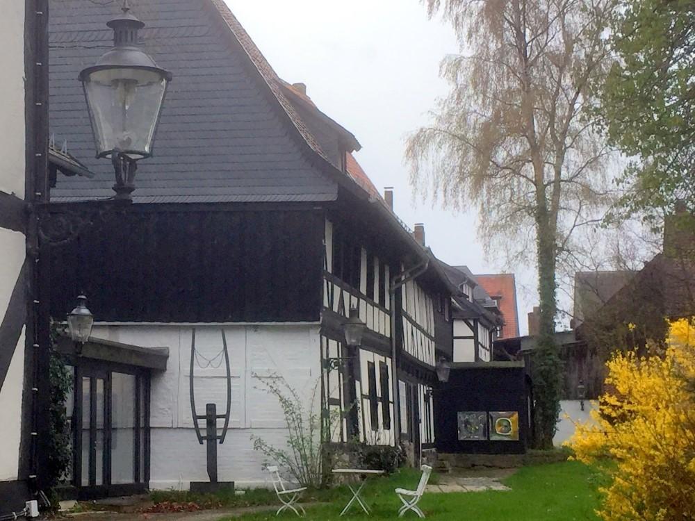Das Mönchehaus - heute ein Museum