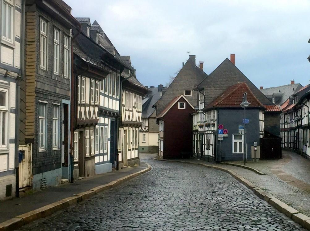 Die Frankenbergerstraße