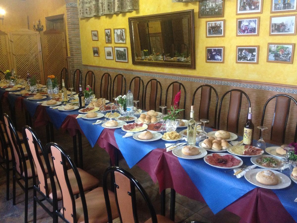 Restaurante-Pizzería La Posá - Salones