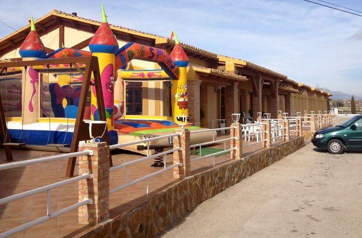 Restaurante El Parador - Exterior