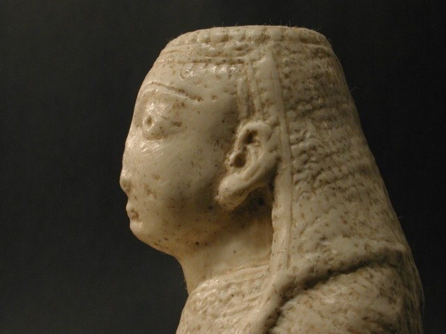 cabeza de la Diosa de Galera (Granada)
