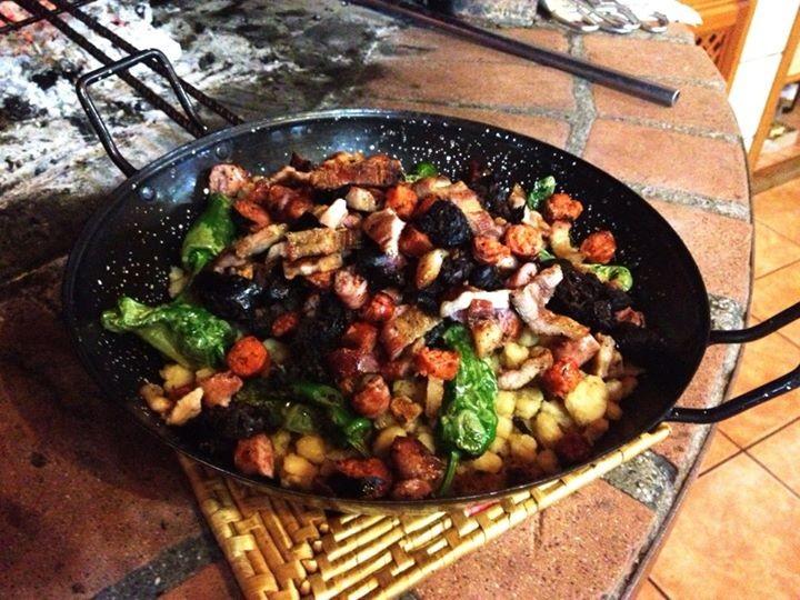 Restaurante El Parador - Especialidad